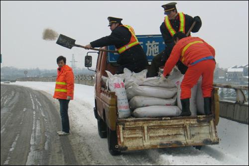 道路融雪剂